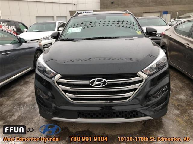 2018 Hyundai Tucson  (Stk: TC84582) in Edmonton - Image 2 of 5