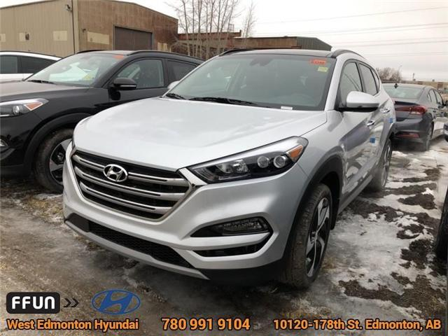 2018 Hyundai Tucson  (Stk: TC86080) in Edmonton - Image 1 of 6