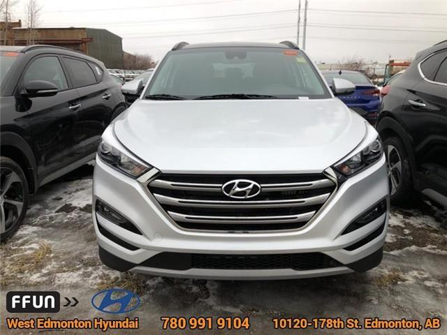 2018 Hyundai Tucson  (Stk: TC86080) in Edmonton - Image 2 of 6