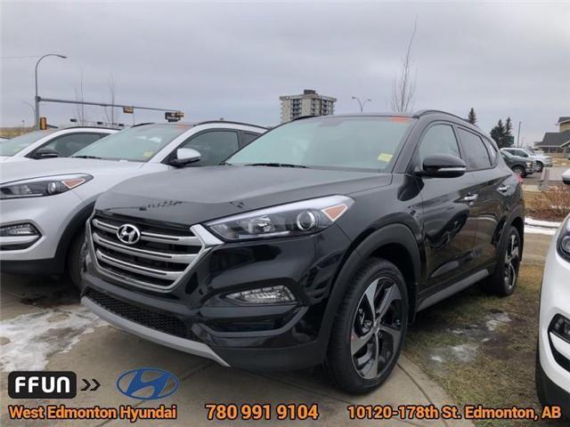 2018 Hyundai Tucson  (Stk: TC87571) in Edmonton - Image 1 of 6