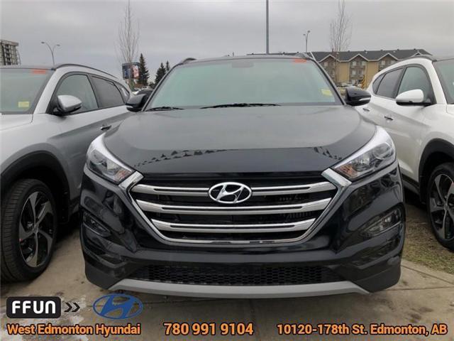 2018 Hyundai Tucson  (Stk: TC87571) in Edmonton - Image 2 of 6