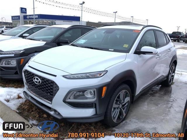 2019 Hyundai KONA 1.6T Ultimate (Stk: KN98381) in Edmonton - Image 1 of 6