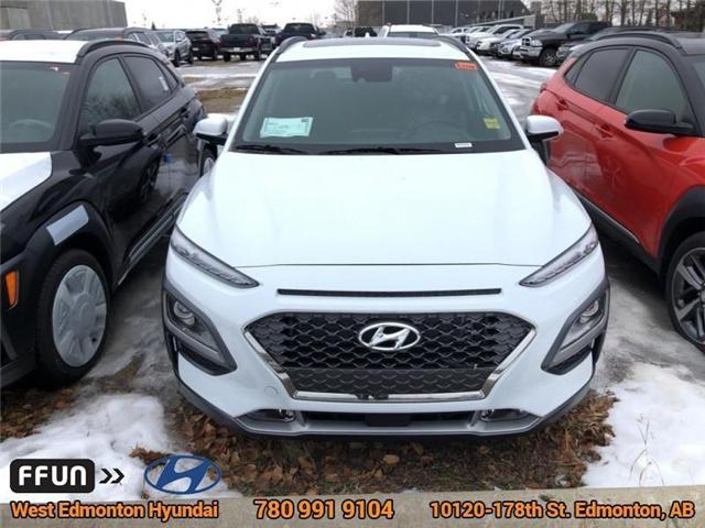 2019 Hyundai KONA 1.6T Ultimate (Stk: KN98381) in Edmonton - Image 2 of 6