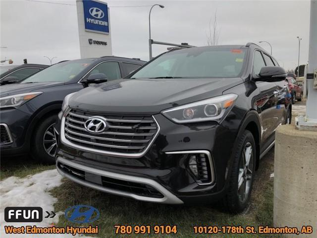 2019 Hyundai Santa Fe XL  (Stk: SX94432) in Edmonton - Image 1 of 5