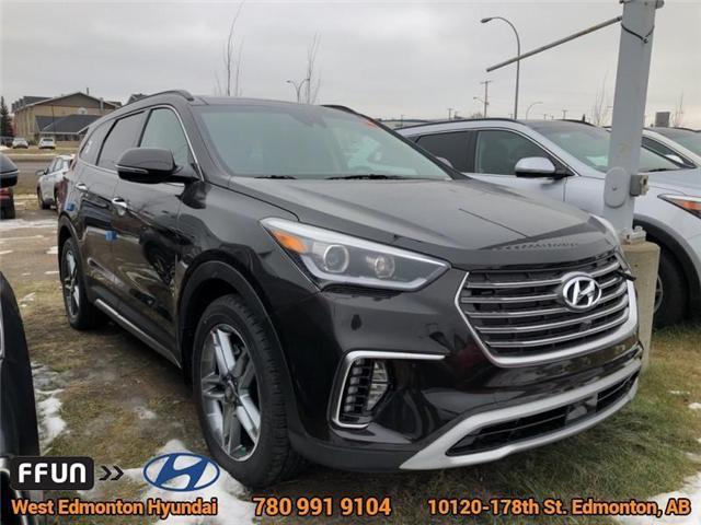 2019 Hyundai Santa Fe XL  (Stk: SX94432) in Edmonton - Image 2 of 5