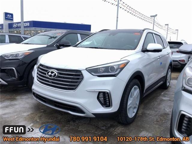 2019 Hyundai Santa Fe XL  (Stk: SX94524) in Edmonton - Image 1 of 5