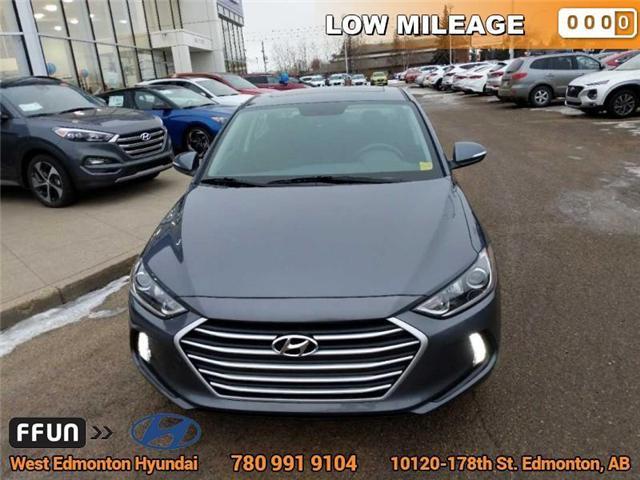2018 Hyundai Elantra GL SE (Stk: E4222) in Edmonton - Image 4 of 22