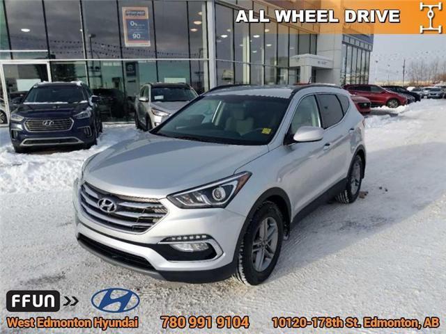 2018 Hyundai Santa Fe Sport  (Stk: E4228) in Edmonton - Image 2 of 20