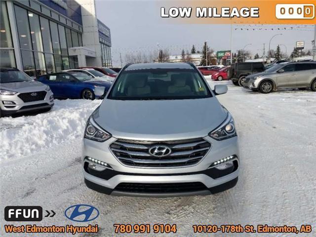 2018 Hyundai Santa Fe Sport  (Stk: E4228) in Edmonton - Image 3 of 20