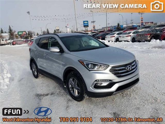 2018 Hyundai Santa Fe Sport  (Stk: E4228) in Edmonton - Image 4 of 20