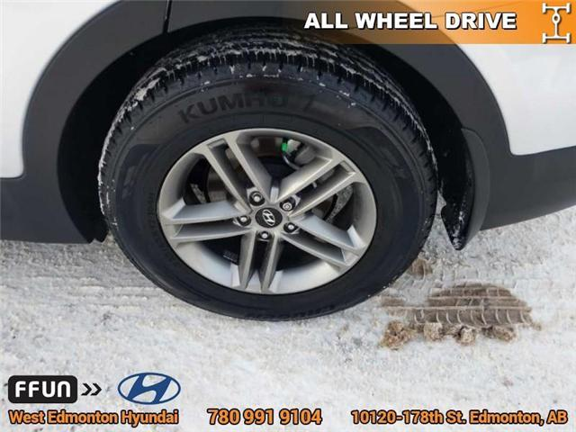 2018 Hyundai Santa Fe Sport  (Stk: E4228) in Edmonton - Image 10 of 20