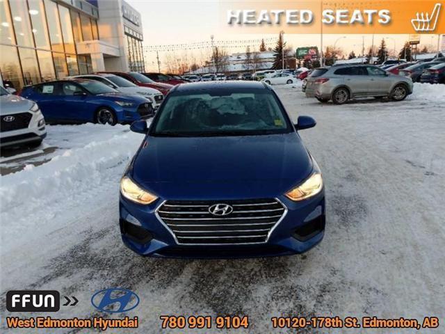 2018 Hyundai Accent GL (Stk: E4235) in Edmonton - Image 3 of 22