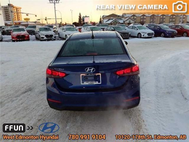 2018 Hyundai Accent GL (Stk: E4235) in Edmonton - Image 7 of 22