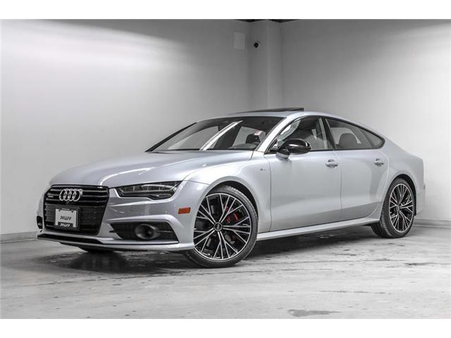 2018 Audi A7 3.0T Technik (Stk: A10473) in Newmarket - Image 1 of 22