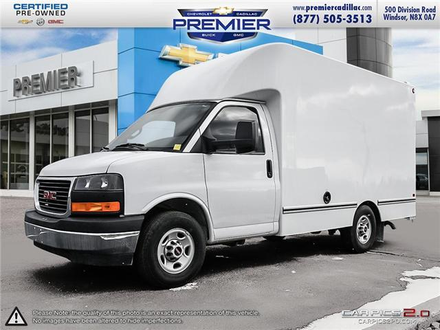 2017 GMC Savana Cutaway 3500 1WT (Stk: P18287) in Windsor - Image 1 of 10
