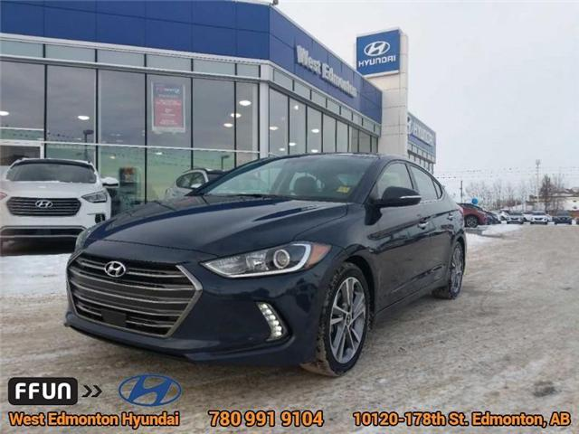 2017 Hyundai Elantra Limited (Stk: 86071A) in Edmonton - Image 1 of 25