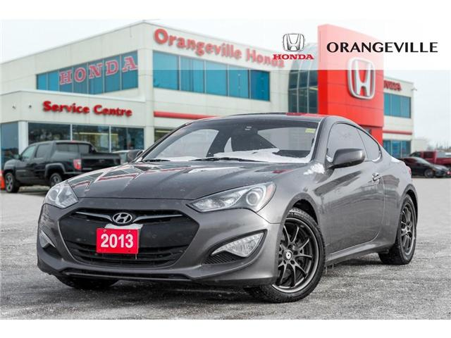 2013 Hyundai Genesis Coupe  (Stk: C19008A) in Orangeville - Image 1 of 20