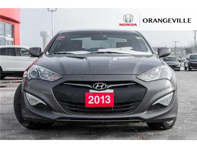 2013 Hyundai Genesis Coupe  (Stk: C19008A) in Orangeville - Image 2 of 20