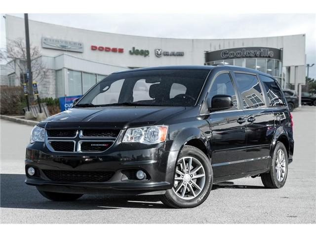 2015 Dodge Grand Caravan SE/SXT (Stk: FR684933) in Mississauga - Image 1 of 20