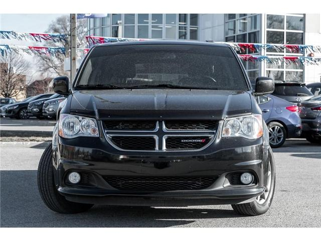 2015 Dodge Grand Caravan SE/SXT (Stk: FR684933) in Mississauga - Image 2 of 20