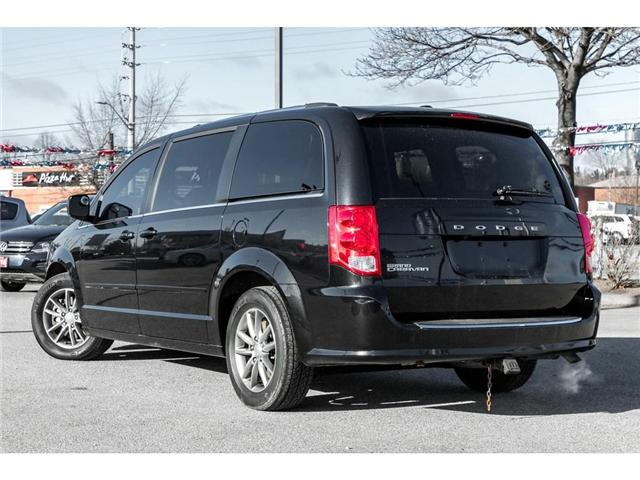 2015 Dodge Grand Caravan SE/SXT (Stk: FR684933) in Mississauga - Image 4 of 20