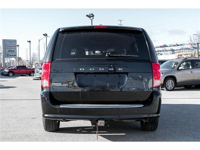 2015 Dodge Grand Caravan SE/SXT (Stk: FR684933) in Mississauga - Image 6 of 20