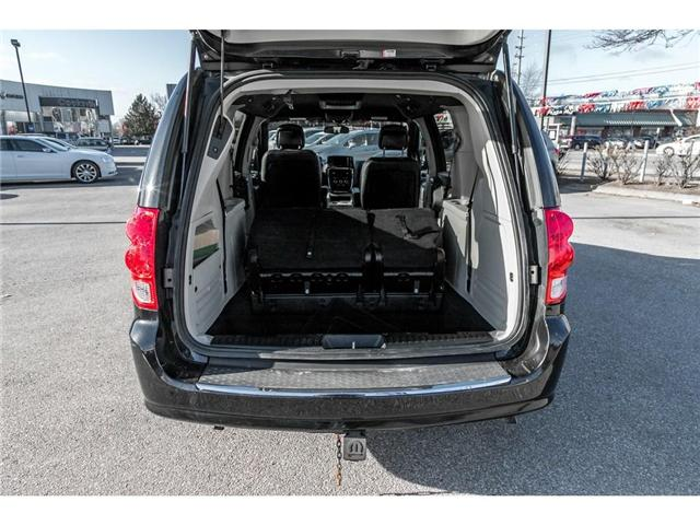 2015 Dodge Grand Caravan SE/SXT (Stk: FR684933) in Mississauga - Image 7 of 20