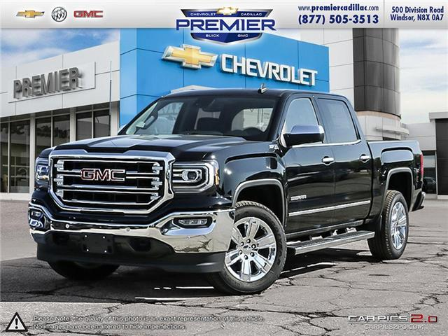 2018 GMC Sierra 1500 SLT (Stk: 191040A) in Windsor - Image 1 of 27
