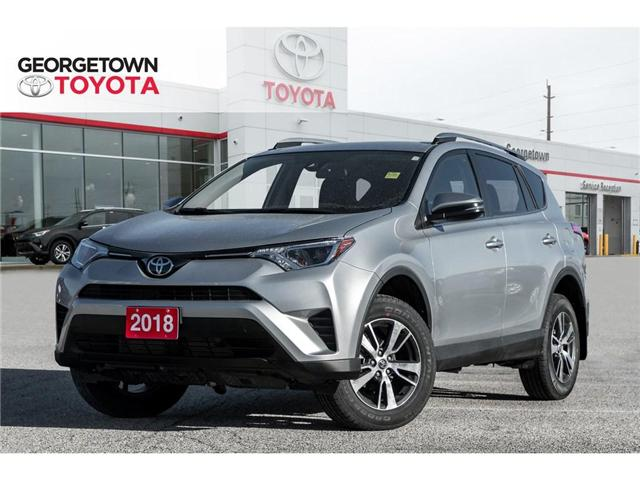 2018 Toyota RAV4  (Stk: 18-18790) in Georgetown - Image 1 of 18