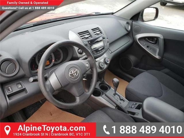 2009 Toyota RAV4 Base V6 (Stk: X091333N) in Cranbrook - Image 9 of 19