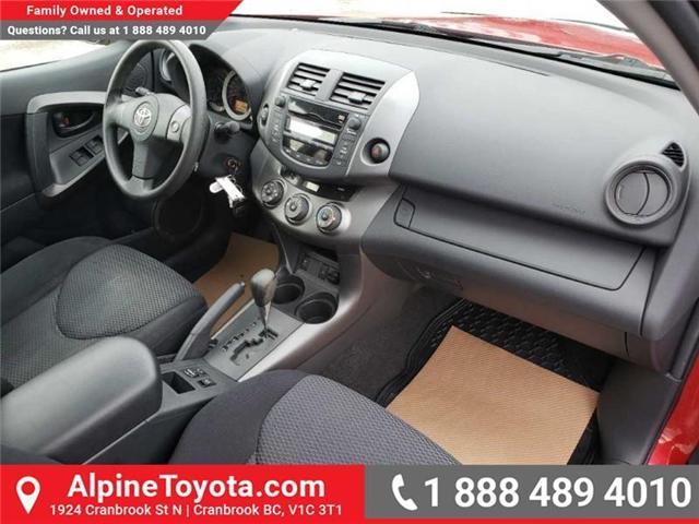 2009 Toyota RAV4 Base V6 (Stk: X091333N) in Cranbrook - Image 11 of 19