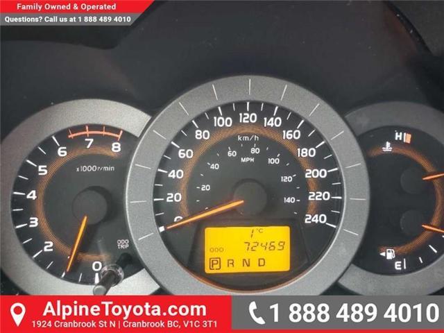 2009 Toyota RAV4 Base V6 (Stk: X091333N) in Cranbrook - Image 15 of 19