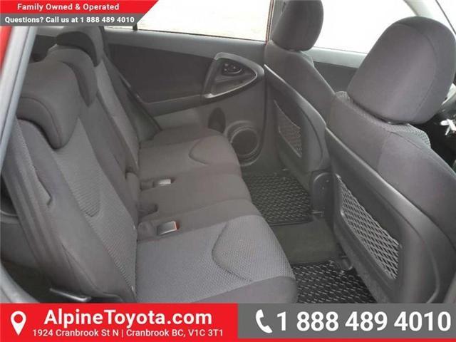 2009 Toyota RAV4 Base V6 (Stk: X091333N) in Cranbrook - Image 16 of 19