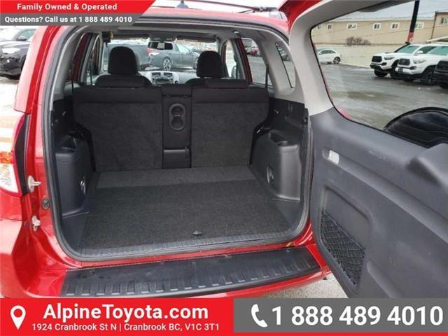 2009 Toyota RAV4 Base V6 (Stk: X091333N) in Cranbrook - Image 17 of 19