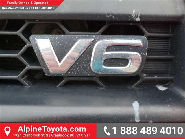 2009 Toyota RAV4 Base V6 (Stk: X091333N) in Cranbrook - Image 18 of 19