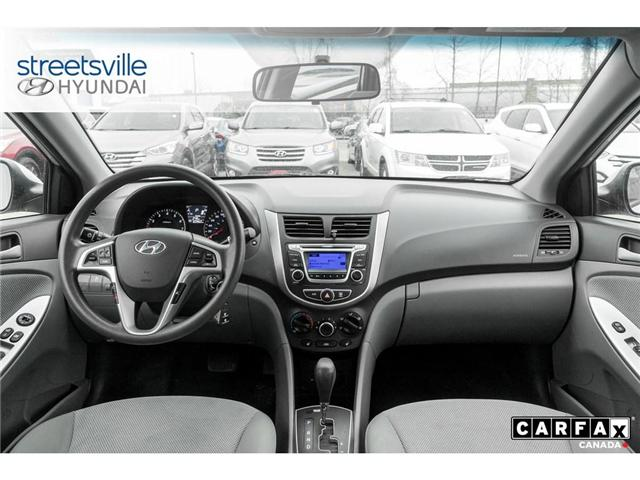 2014 Hyundai Accent  (Stk: P0616) in Mississauga - Image 16 of 17