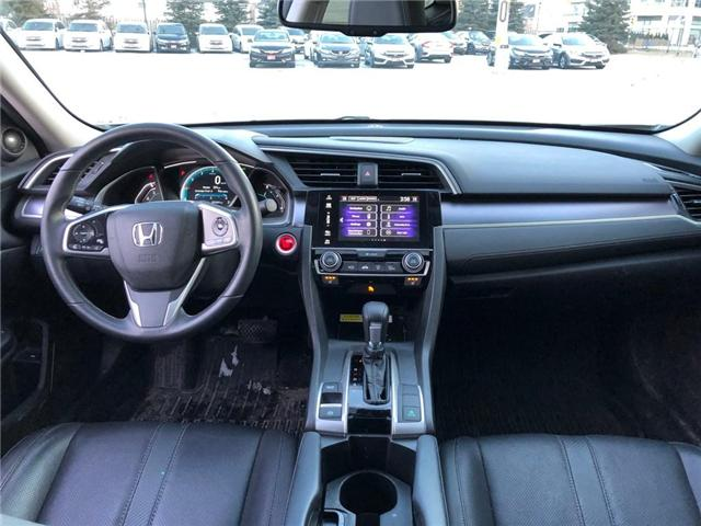2017 Honda Civic Touring (Stk: 2077P) in Richmond Hill - Image 6 of 23