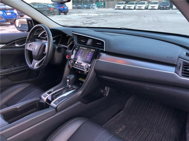 2017 Honda Civic Touring (Stk: 2077P) in Richmond Hill - Image 7 of 23