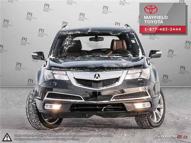 2013 Acura MDX Elite Package (Stk: 196584A) in Edmonton - Image 2 of 20