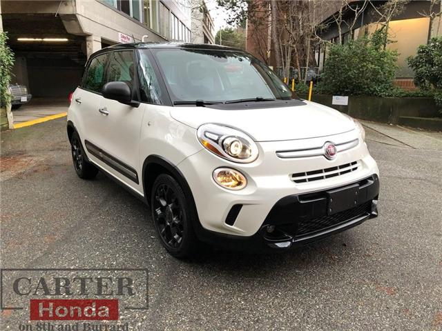2015 Fiat 500L Trekking (Stk: FK13321) in Vancouver - Image 1 of 24