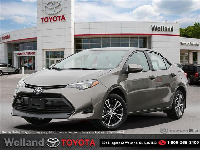 2019 Toyota Corolla LE Upgrade Package (Stk: COR6327) in Welland - Image 1 of 24