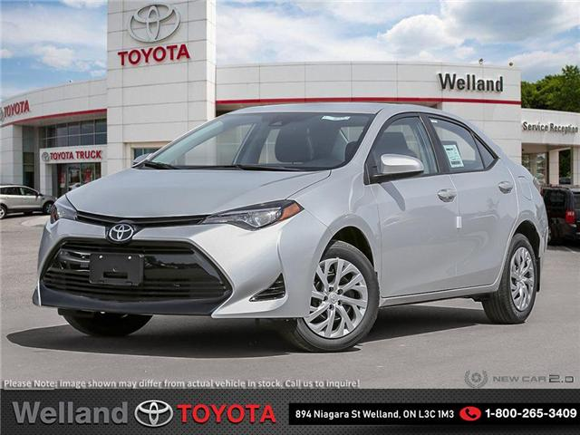 2019 Toyota Corolla LE (Stk: COR6326) in Welland - Image 1 of 24