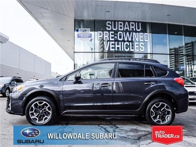 2016 Subaru Crosstrek Limited | NAVI | LEATHER | BACKUP CAMERA (Stk: P2661) in Toronto - Image 2 of 24