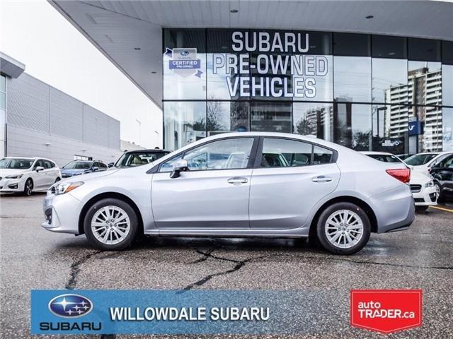 2018 Subaru Impreza Touring | AWD | RIMS | BLUETOOTH | HEATED SEATS (Stk: 18D37) in Toronto - Image 2 of 26