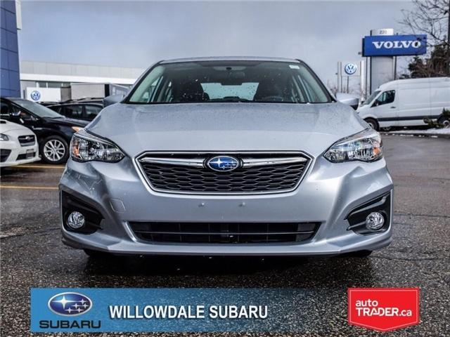 2018 Subaru Impreza Touring | AWD | RIMS | BLUETOOTH | HEATED SEATS (Stk: 18D37) in Toronto - Image 5 of 26