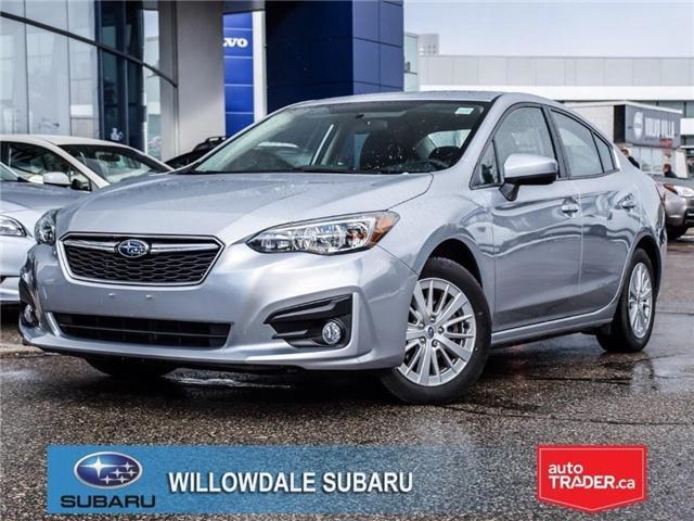 2018 Subaru Impreza Touring | AWD | RIMS | BLUETOOTH | HEATED SEATS (Stk: 18D37) in Toronto - Image 6 of 26