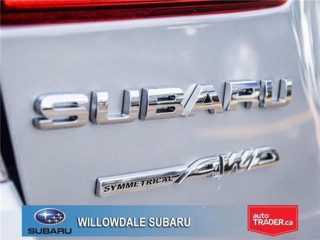 2018 Subaru Impreza Touring | AWD | RIMS | BLUETOOTH | HEATED SEATS (Stk: 18D37) in Toronto - Image 10 of 26