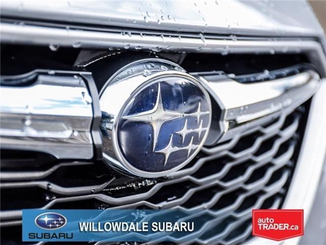 2018 Subaru Impreza Touring | AWD | RIMS | BLUETOOTH | HEATED SEATS (Stk: 18D37) in Toronto - Image 11 of 26