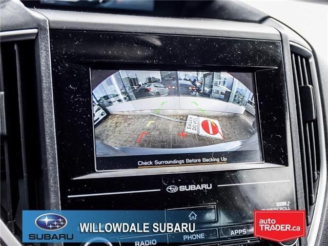 2018 Subaru Impreza Touring | AWD | RIMS | BLUETOOTH | HEATED SEATS (Stk: 18D37) in Toronto - Image 19 of 26