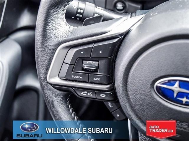 2018 Subaru Impreza Touring | AWD | RIMS | BLUETOOTH | HEATED SEATS (Stk: 18D37) in Toronto - Image 23 of 26